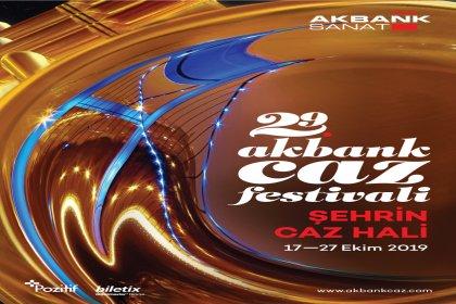 29. Akbank Caz Festivali sanat severlerle buluşuyor