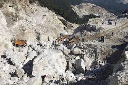 3 işçinin hayatını kaybettiği maden ile ilgili 'İşletme ruhsatsız' iddiası