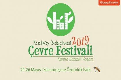 3. Kadıköy Çevre Festivali başladı