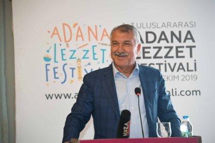 3. Uluslararası Adana Lezzet Festivali 4 Ekim'de başlıyor