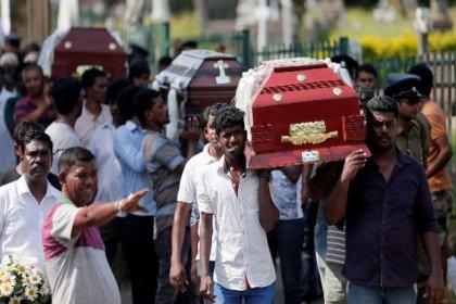 321 kişinin öldürüldüğü Sri Lanka'daki saldırıyı IŞİD üstlendi