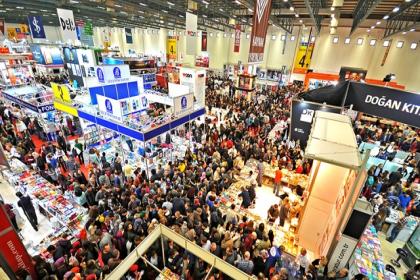 38'inci TÜYAP Uluslararası İstanbul Kitap Fuarı başladı