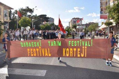 47. Babaeski Tarım Festivali başlıyor
