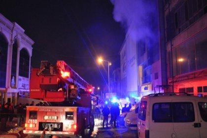 5 Suriyeli işçinin öldüğü yangınla ilgili davada, tek tutuklu da tahliye edildi
