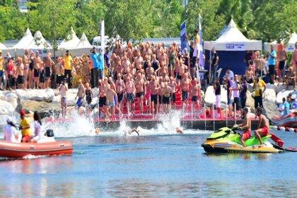 5. Uluslararası Su Sporları Festivali muhteşem gösterilere sahne oldu