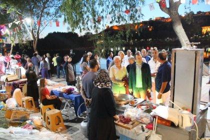 6. Avanos Geleneksel Halk Panayırı başladı