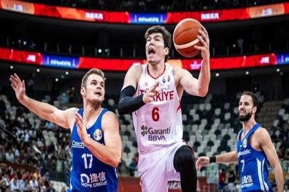 A Milli Erkek Basketbol Takımı Dünya Kupası'na veda etti