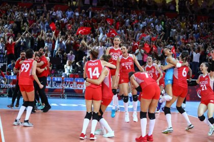 A Milli Kadın Voleybol Takımı'nın 2020 Tokyo Olimpiyat Oyunları'ndaki rakipleri belli oldu