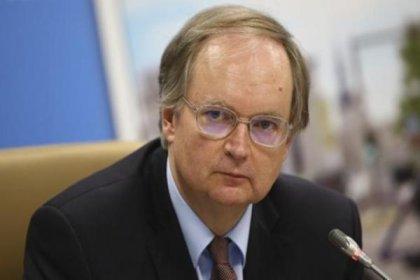 AB Büyükelçisi Berger'den Türkiye'ye dayanışma mesajı