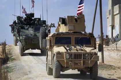 ABD, DSG'ye 120 tır silah ile zırhlı araç gönderdi
