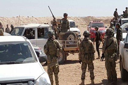 'ABD öncülüğündeki koalisyon güçleri, Suriye ordusuna saldırdı'