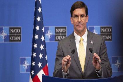 ABD Savunma Bakanı: Suriye'nin kuzeydoğusundan çekilmemiz tamamlandı