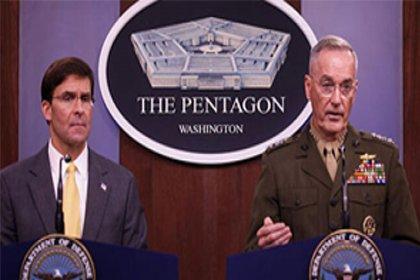 ABD'den Türkiye açıklaması: Ya F-35 ya da S-400, ikisi birden olmaz