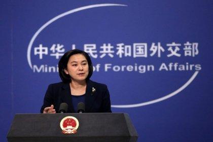 ABD'nin Hong Kong'a ilişkin açıklamalarına Çin'den yanıt