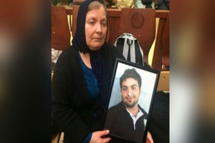 Abdullah Cömert'in annesi Hatice Cömert yoğun bakımda