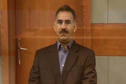 Abdullah Öcalan'dan 'Açlık grevini sonlandırın' çağrısı