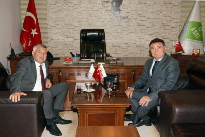 Adana Belediye Başkanı Karalar, ASKİ Genel Müdür Vekilliği'ne Küreksiz'i atadı