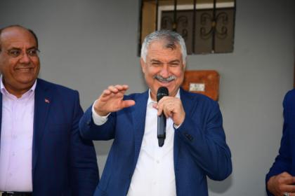Adana Belediye Başkanı Karalar: Sevgi, barış ve kardeşlik dilinin hakim olduğu bir Türkiye istiyoruz