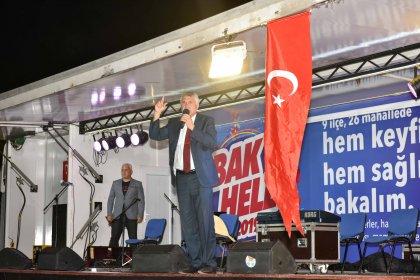 Adana Büyükşehir Belediye Başkanı Karalar: Tekir'in kanalizasyon sorununu çözmek bize nasip olacak