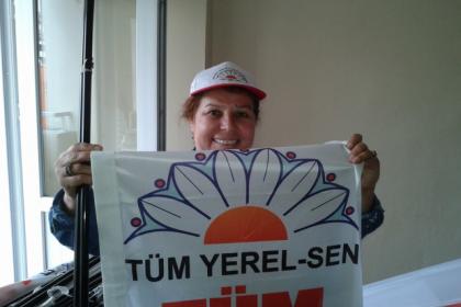 Adana Büyükşehir Belediyesi'nde yetki artık Tüm Yerel-Sen'de