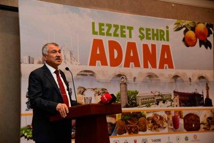 Adana, UNESCO Gastronomi Şehri başvurusunu gerçekleştirdi