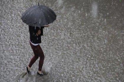AFAD'dan çok sayıda şehir için yağış uyarısı