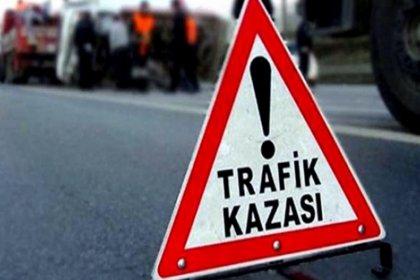Afyonkarahisar'da yolcu otobüsü devrildi: 1 kişi öldü, 40 kişi yaralı
