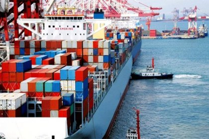 Ağustosta dış ticaret açığı 2 milyar 376 milyon dolar oldu