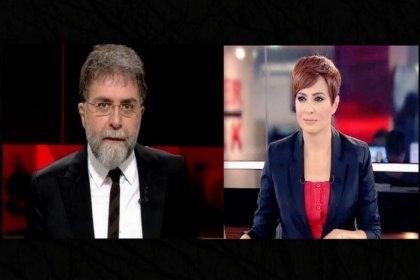 Ahmet Hakan ve Didem Arslan Yılmaz arasında 'İmamoğlu-Yıldırım yayını' tartışması!