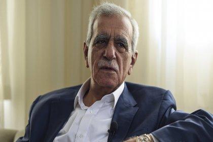 Ahmet Türk hastaneye yatırıldı