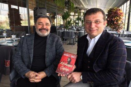 Ahmet Ümit, Ekrem İmamoğlu'na oy vereceğini açıkladı: 'Evet, her şey çok güzel olacak'