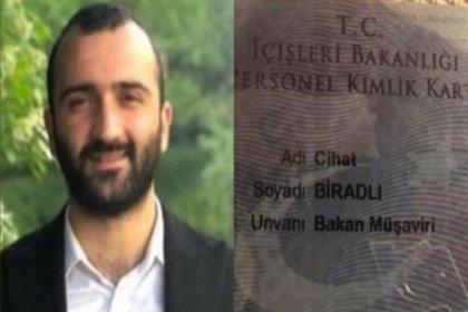 AKP Gençlik Kolları Başkanı sınavsız müşavir oldu