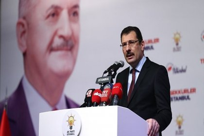 AKP Genel Başkan Yardımcısı Ali İhsan Yavuz: AK Parti lehine düzeltilen oy sayısı 11 bin 109