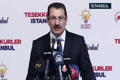 AKP Genel Başkan Yardımcısı Ali İhsan Yavuz'dan Ekrem İmamoğlu'na: Seçildiğine nereden kanaat getiriyorsun