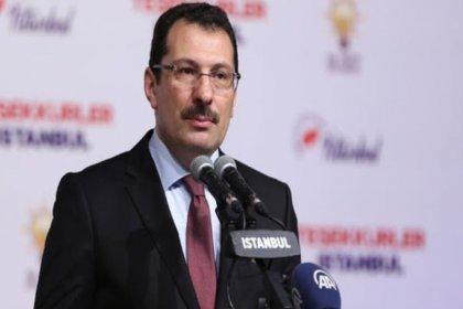 AKP Genel Başkan Yardımcısı Yavuz: 'Sandıkların yüzde 93,2'si açıldı' deniliyor. Bu kesinlikle doğru değil
