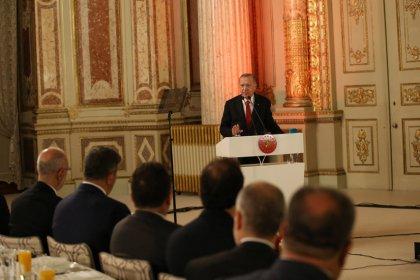 AKP Genel Başkanı ve Cumhurbaşkanı Erdoğan, 3. Parlamento Başkanları Konferansı açılışında konuştu