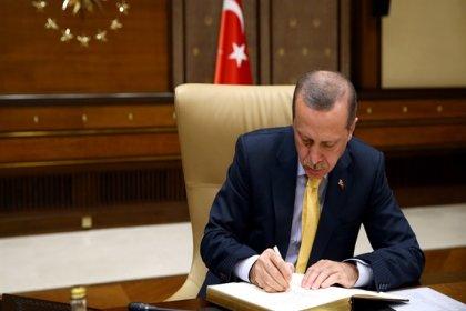 AKP Genel Başkanı ve Cumhurbaşkanı Erdoğan yeni askerlik yasasını onayladı