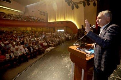 AKP ve MHP'nin engeline rağmen Adana'da işçilere 600 lira bayram ikramiyesi verilecek