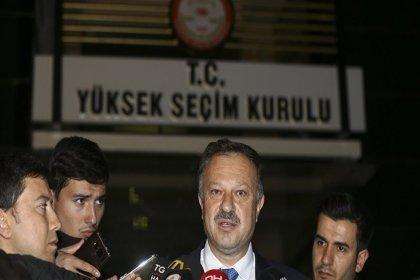 AKP YSK Temsilcisi Özel: Büyükçekmece'deki itirazımızı geri çekmedik, yalan konuşuyorlar