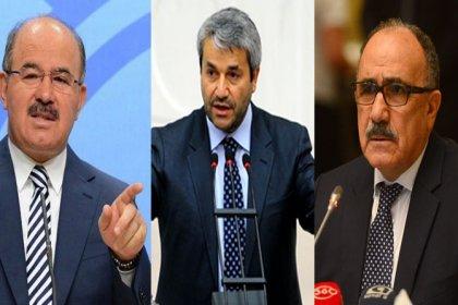 'AKP'li 3 eski bakan istifa etti' iddiası