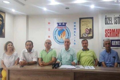 """AKP'li belediyeden işçilere """"Genel-İş'ten Hizmet-İş'e geçin"""" baskısı"""