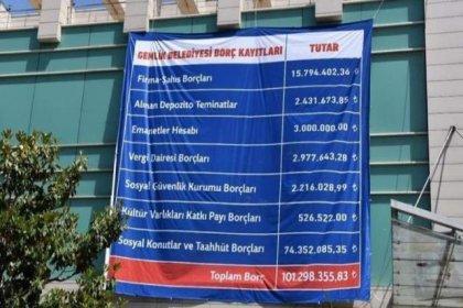 AKP'li eski başkandan borcunu açıklayan CHP'li başkana dava: 'İtibarıma gölge düşürdü'