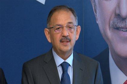 AKP'li Özhaseki: Kayyum atamaları yasalara uygun yapıldı