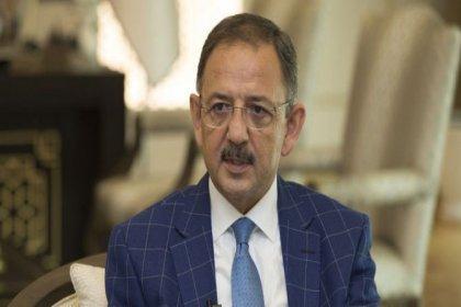 AKP'li Özhaseki: Manipülatif anket sonuçları servis ediliyor