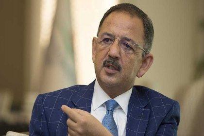 AKP'li Özhaseki: PKK ile 400 milyar dolar harcayarak mücadele ediyoruz. Çok şükür yine içeride huzurumuz var