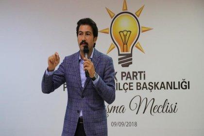 AKP'li Özkan'dan 'Davutoğlu' açıklaması: 'Girmiş olduğunuz bataklık...'