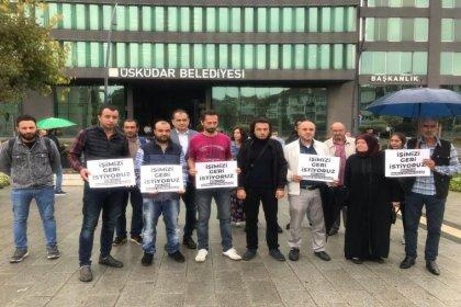 AKP'li Üsküdar Belediyesi'nde işçi kıyımı: 38 kişinin işine son verildi