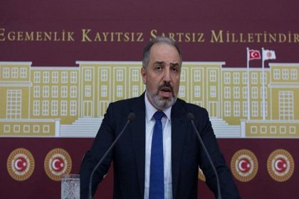 AKP'li Yeneroğlu: FETÖ davaları ve KHK mağdurları konusunda hukuk dışına çıkıldı
