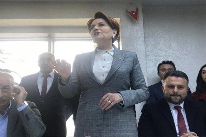 Akşener: Ankara ve İstanbul alınacak. Şaibe iddiaları çıkarılıyor, inanmayın