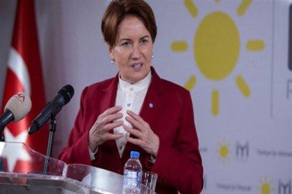Akşener: Bu seçimin Türkiye'nin bekasıyla bir ilişkisi yok